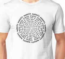 The Anatomy of a Human Being Unisex T-Shirt