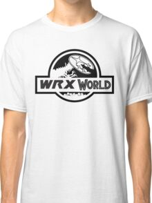 wrx world Classic T-Shirt