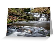 All the way to Scaleber Force Greeting Card