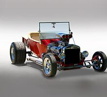 1923 Ford Model T Bucket by DaveKoontz