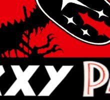 wrx park Sticker