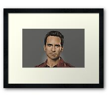 Richard Alpert Framed Print