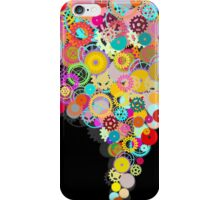 speech bubble iPhone Case/Skin