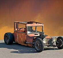 Tall T Rat Rod by DaveKoontz