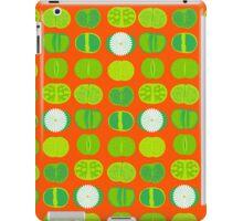 Lithops (Orange) iPad Case/Skin