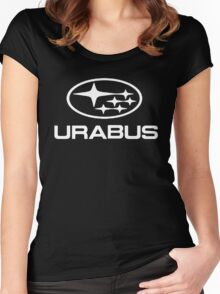 subaru Women's Fitted Scoop T-Shirt