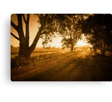Apsley Sunrise     (OP) Canvas Print
