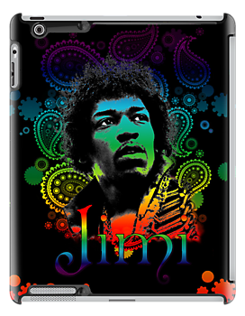 Jimi by blackiguana
