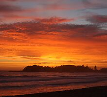 Terrigal Sunrise by TJSphoto