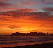 Terrigal Sunrise by TJSphoto