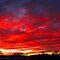 Amazing Skies At Sunset
