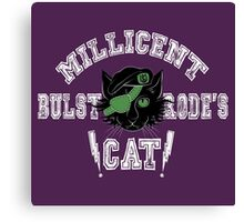 Millicent Bulstrode's Cat Canvas Print