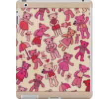 Teddies! iPad Case/Skin