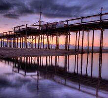 Fishing Pier by DarrenL