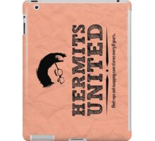 Hermits United iPad Case/Skin