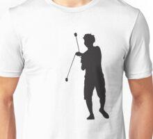 Yoyo Double A Silhouette Unisex T-Shirt