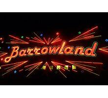 Barrowland Music Hall/Ballroom Photographic Print