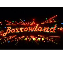 Barrowland Music Hall/Ballroom Photographic Print