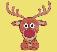 Rudolf  Baby Tee