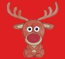 Rudolf  Kids Clothes