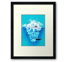Cold Cruisings and Icy Endings Framed Print