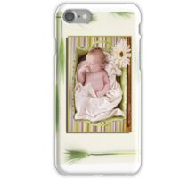 """"""" Daisy  Baby """"  baby iPhone Case  iPhone Case/Skin"""