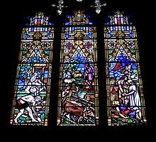 Stained Glass 1 by lisa1970