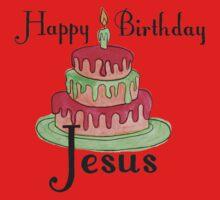 Jesus' Birthday One Piece - Short Sleeve