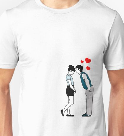 Love is fantasy Unisex T-Shirt