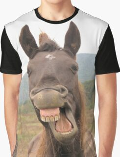 Hehehehehe  That Was A Good One Ginny! Graphic T-Shirt