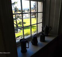 Window Dressing/Historic Portals by MaryEllen O'Brien