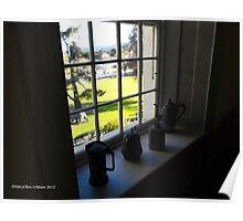 Window Dressing/Historic Portals Poster