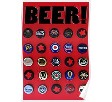 Celebrate Beer! Poster