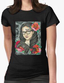 Gamer Girl Womens Fitted T-Shirt