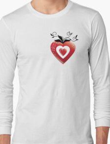 HeartBerry Long Sleeve T-Shirt