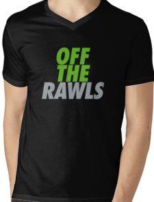 Off The Rawls  Mens V-Neck T-Shirt