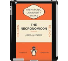 Necronomicon? iPad Case/Skin