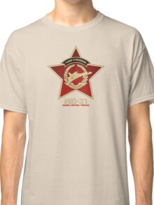 Think In Russian Classic T-Shirt