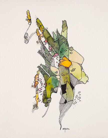 Dancing bliss by Susie Gadea