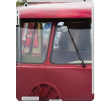 Split screen camper van iPad Case/Skin