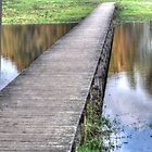 Wooden Bridge by Nicole W.