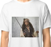 Captain Jack Sparrow  Classic T-Shirt