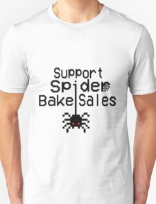 Support Spider Bakesales T-Shirt