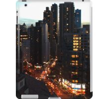 Manhattan iPad Case/Skin