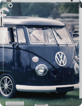 VW campervan by Martyn Franklin