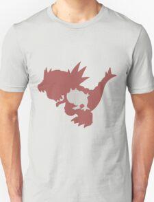 PKMN Silhouette - Tyrunt Family Unisex T-Shirt