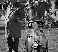 Mods remembrance Meeting  by Dean Bedding