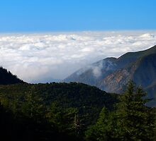 Above The Clouds by Ron Hannah