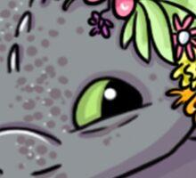 Toothless! Sticker