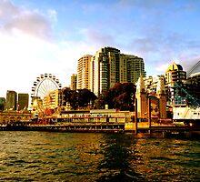 Fun fair in Sydney, Australia  by SusieMcLaren